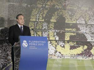 Florentino Pérez presidirá al Real Madrid otros cuatro años
