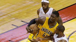 Heat vapulea a Indiana y repite en final de la NBA