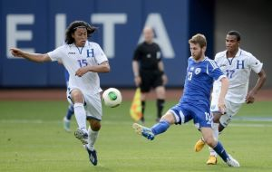 Israel derrota a Honduras en Citi Field