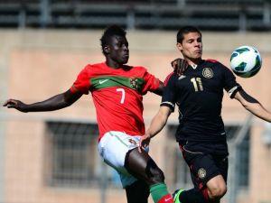 México, sin bicampeonato en Toulon; 3-3 con Portugal (Fotos)