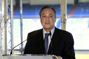 Real Madrid tendrá técnico a la altura, promete Florentino