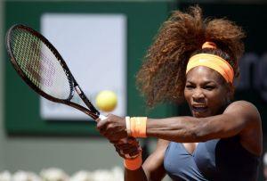 Serena enfrentará a Errani en semifinales