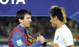 Dupla Neymar-Messi debutaría en Polonia