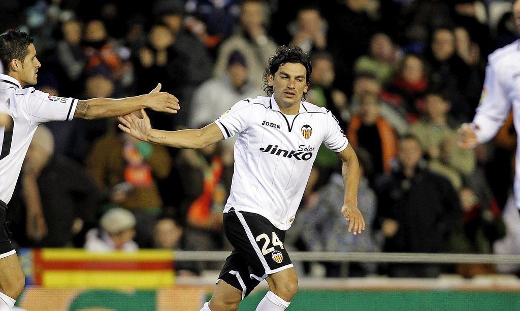 Valencia traspasa a Tino Costa al Spartak de Moscú