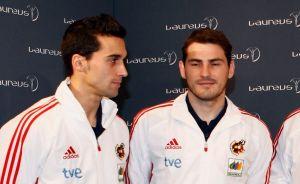 La suplencia de Casillas no es tema para Arbeloa