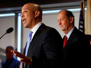 Alcalde de Newark se postulará para el Senado por NJ