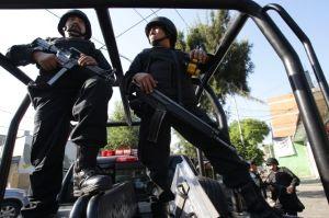 Matan a cuatro personas en el barrio Tepito del DF