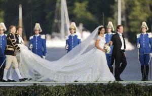 Princesa Madeleine se casa con banquero de NY (Video)