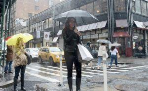 Andrea causa lluvias históricas en noreste de EEUU
