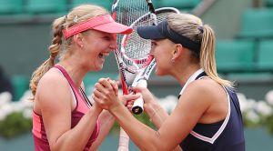Makarova y Vesnina conquistan el dobles de Roland Garros