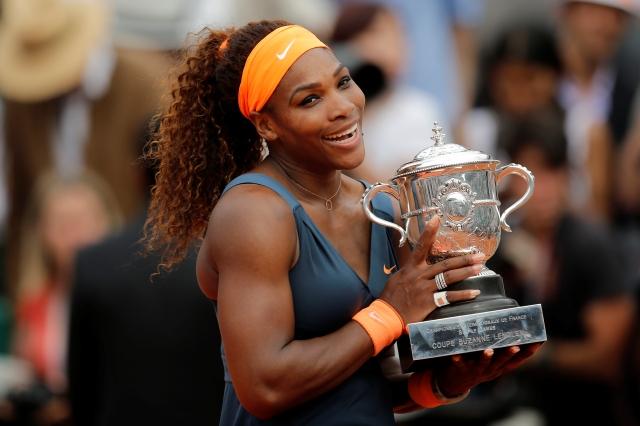Serena vuelve a reinar en París