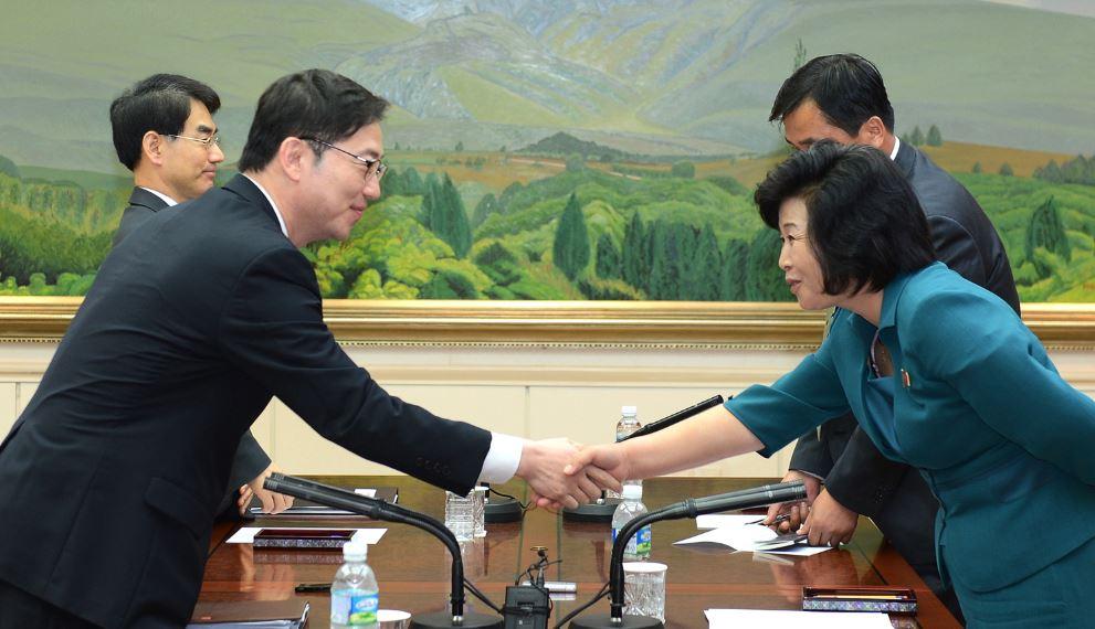 Las dos Coreas alcanzan acuerdo para reunirse en Seúl