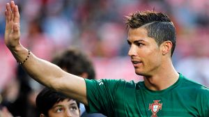 Cristiano da  triunfo a Portugal en amistoso ante Croacia
