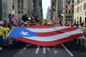 Explosión de orgullo boricua en la Quinta Avenida de NY