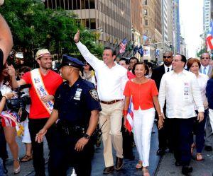 Gobernador de PR en líos por viaje al desfile de NYC