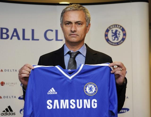 'Mou' renace con el Chelsea