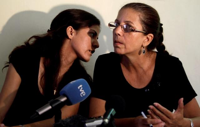 Viuda e hijos de Payá piden asilo en EEUU