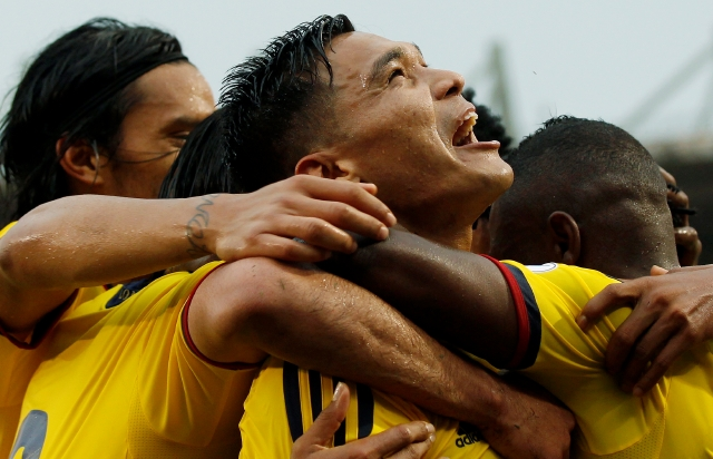 Colombia se acerca  a cita mundialista