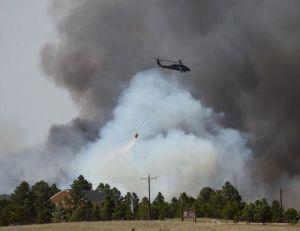 Incendio forestal en Colorado está fuera de control (video)