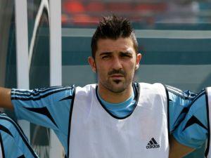 España realiza primera práctica sin David Villa
