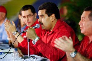 A Maduro se le aparece Chávez como pajarito otra vez (video)