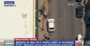Cuatro muertos en tiroteo en negocio de St.Louis (video)
