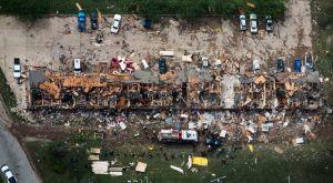Explosión en planta en Luisiana recuerda tragedia en Waco