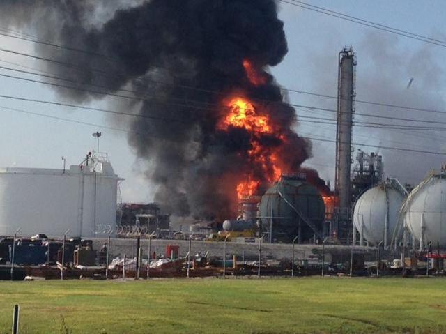 1 muerto y más de 30 heridos por explosión en Luisiana