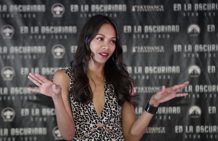 Corto de Zoe Saldaña será parte del Festival Dominicano en NY