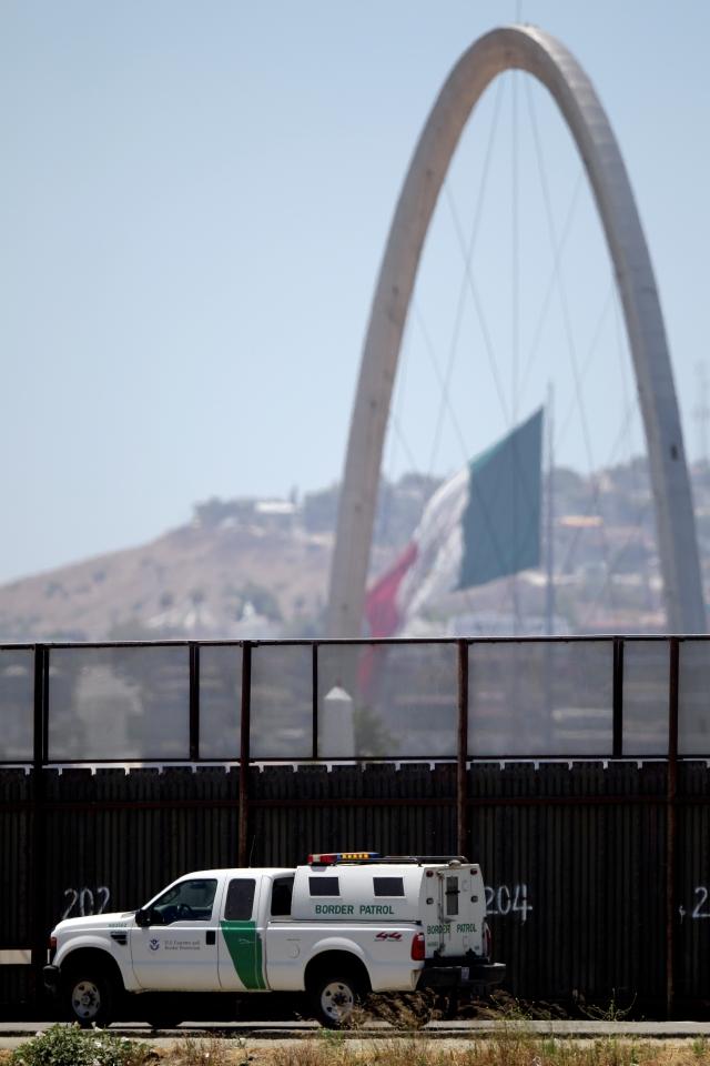 Rechazan enmienda sobre seguridad fronteriza