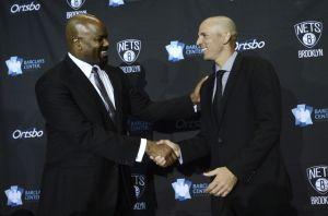 Kidd inicia una nueva etapa con los Nets