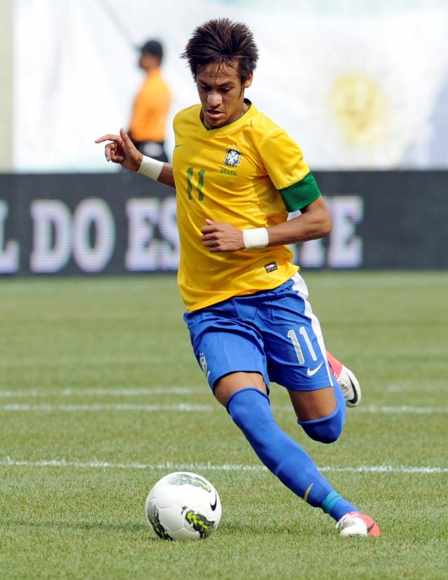 Neymar desea una final Brasil-España