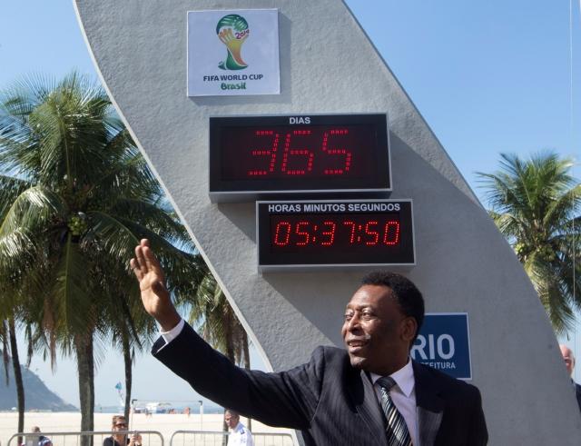 Pelé no descarta a selección mexicana
