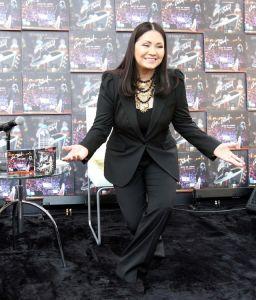 Ana Gabriel quiere dejar legado musical