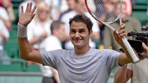 Federer conquista su sexto torneo ATP de Halle
