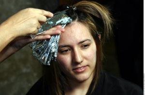 Los tintes y las planchas dañan el cabello