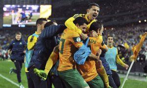Australia se clasifica a Brasil 2014 (Fotos y Video)
