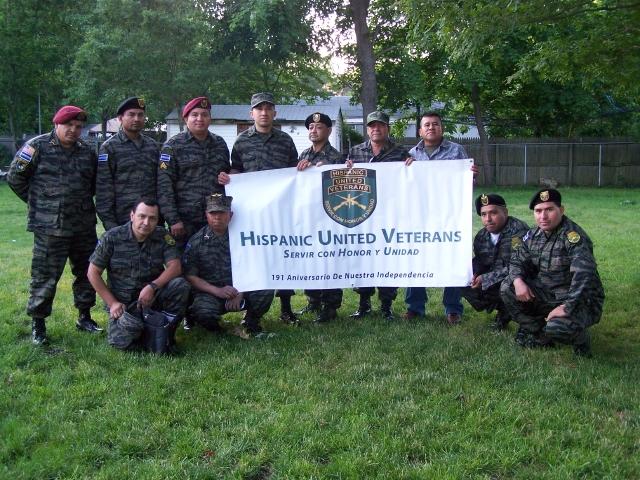 Veteranos salvadoreños brindan esperanza