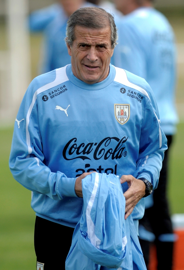 Predecible  revés de Uruguay