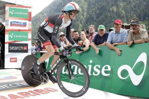 Andy Schleck lidera equipo de EEUU en Francia