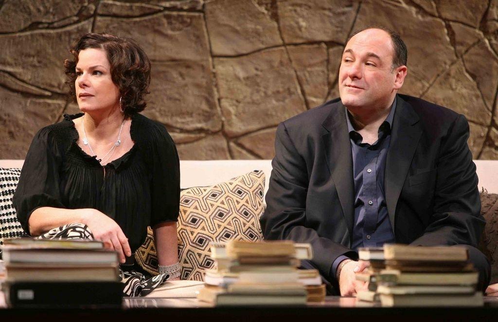 """Muere James Gandolfini, actor en """"The Sopranos"""""""