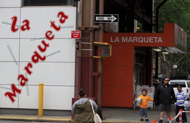 Buscan revitalizar La Marqueta