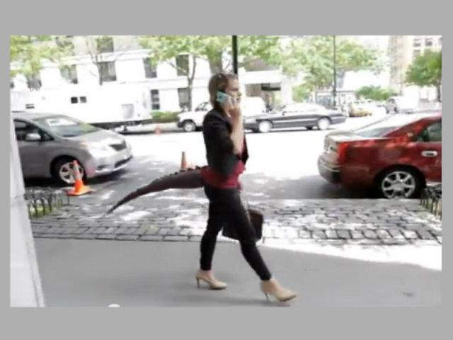 """""""Dinosaurios"""" invadirán calles de NYC y de Hoboken"""