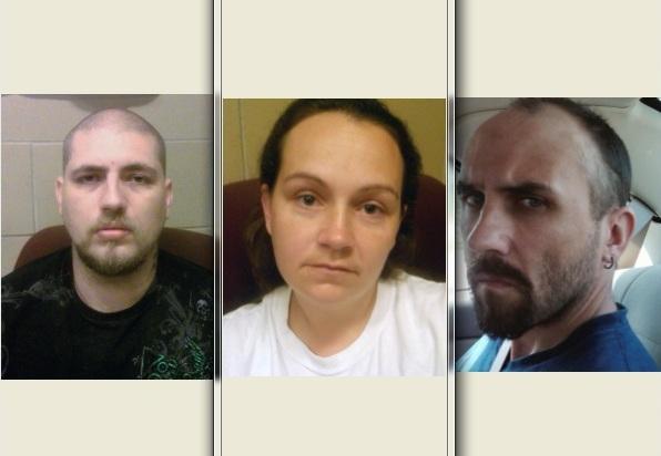 """Trío arrestado por tener a mujer como """"esclava"""" en Ohio"""