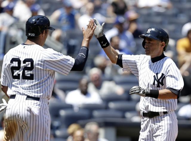 Yankees ganan con ayuda nipona