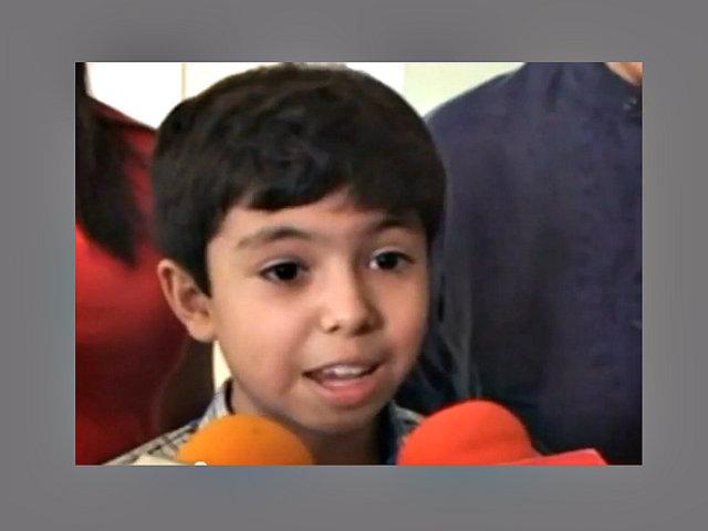 Harvard no tiene registros del niño prodigio mexicano