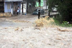 Tormenta Barry castiga con lluvia y vientos a Veracruz (fotos)