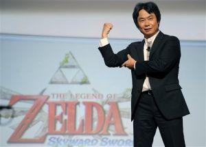 Creador de Zelda admite quedo insatisfecho con videojuego