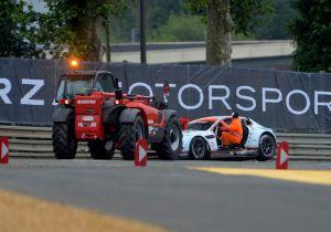 Piloto en las 24 Horas de Le Mans muere (Video)