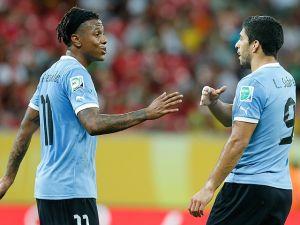 Uruguay enfrentará a Brasil en semifinales (fotos)